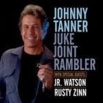 Johnny Tanner CD cover