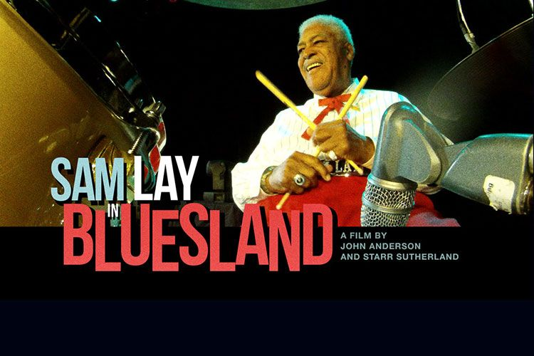 Sam Lay in Bluesland