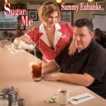 Sammy Eubanks CD cover for Trails End Show