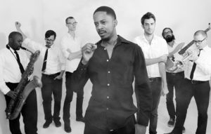 Black Joe Lewis and The Honeybears - photo courtesy of Funk U Magazine