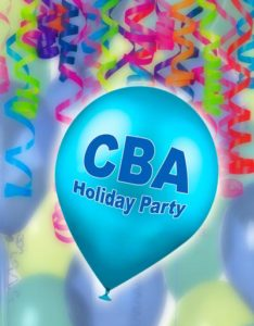 Cascade Blues Association Holiday Party