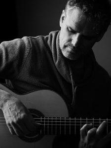 Canadian Guitarist Jesse Cook