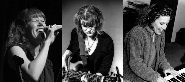 Lisa Mann, Bre Gregg, and Mary Kadderly
