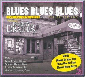 Danny Draher CD cover