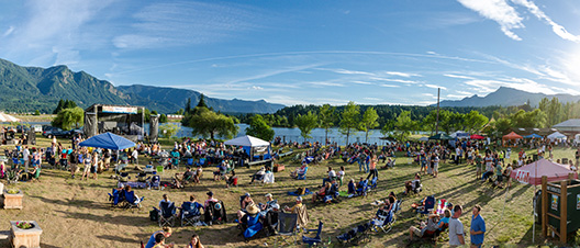 Gorge Blues & Brews Festival
