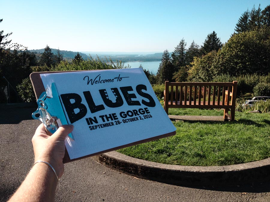 Gorge Acoustic Blues Camp