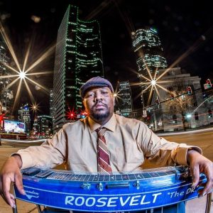 Steel Guitarist Roosevelt Collier