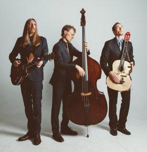 The Wood Brothers photo by Alysse Gafkjen