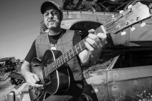 One Man Band Scott Biram