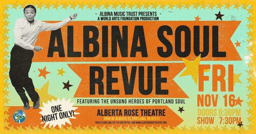 Albina Soul Revue