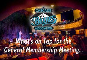 February's General Membership Meeting