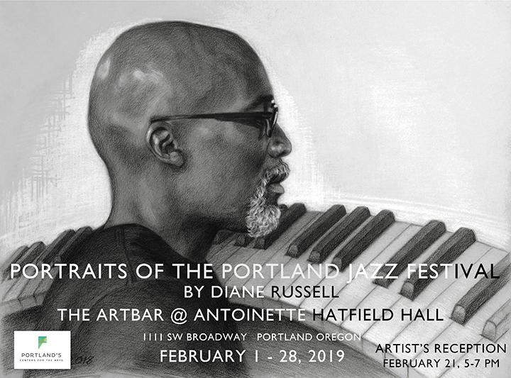 Portraits Of The Portland Jazz Festival
