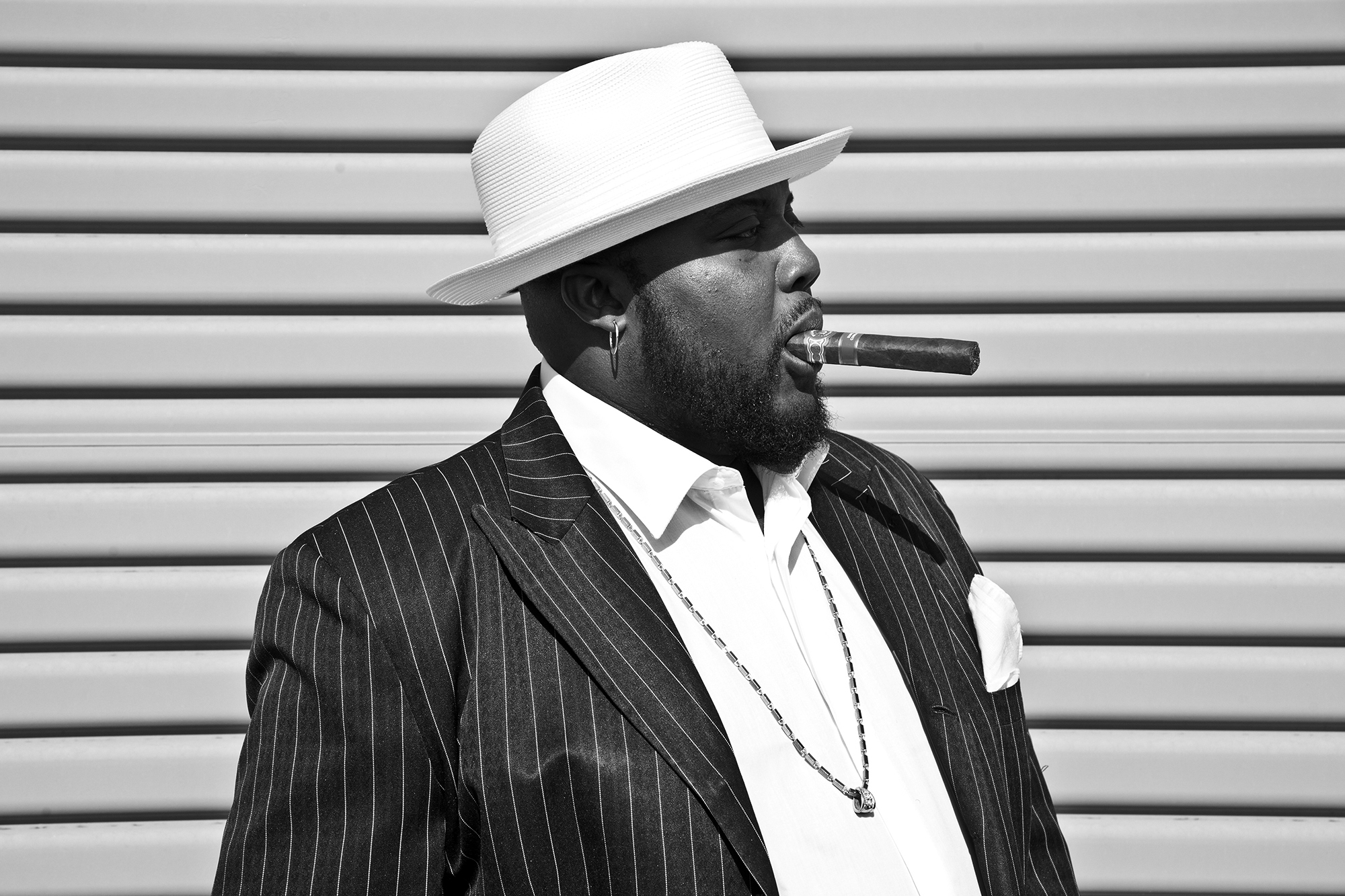 Sugaray Rayford Brings Big Time Entertainment Onstage