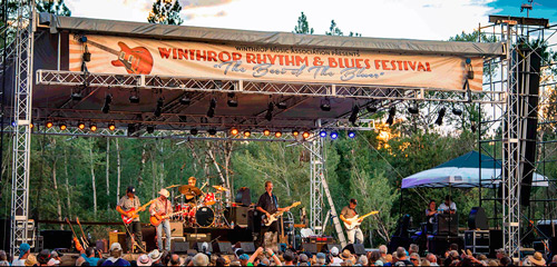 "29th Winthrop Rhythm & Blues Festival named ""Best in Show"" by Sunset Magazine"