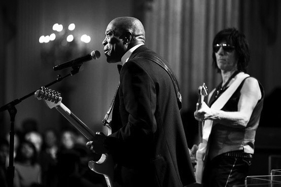Two Guitar Legends, One Stage – Jeff Beck and Buddy Guy At Maryhill Winery – Aug. 20th