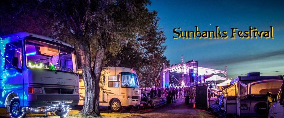 2017 Sunbanks Music Festival Set for May