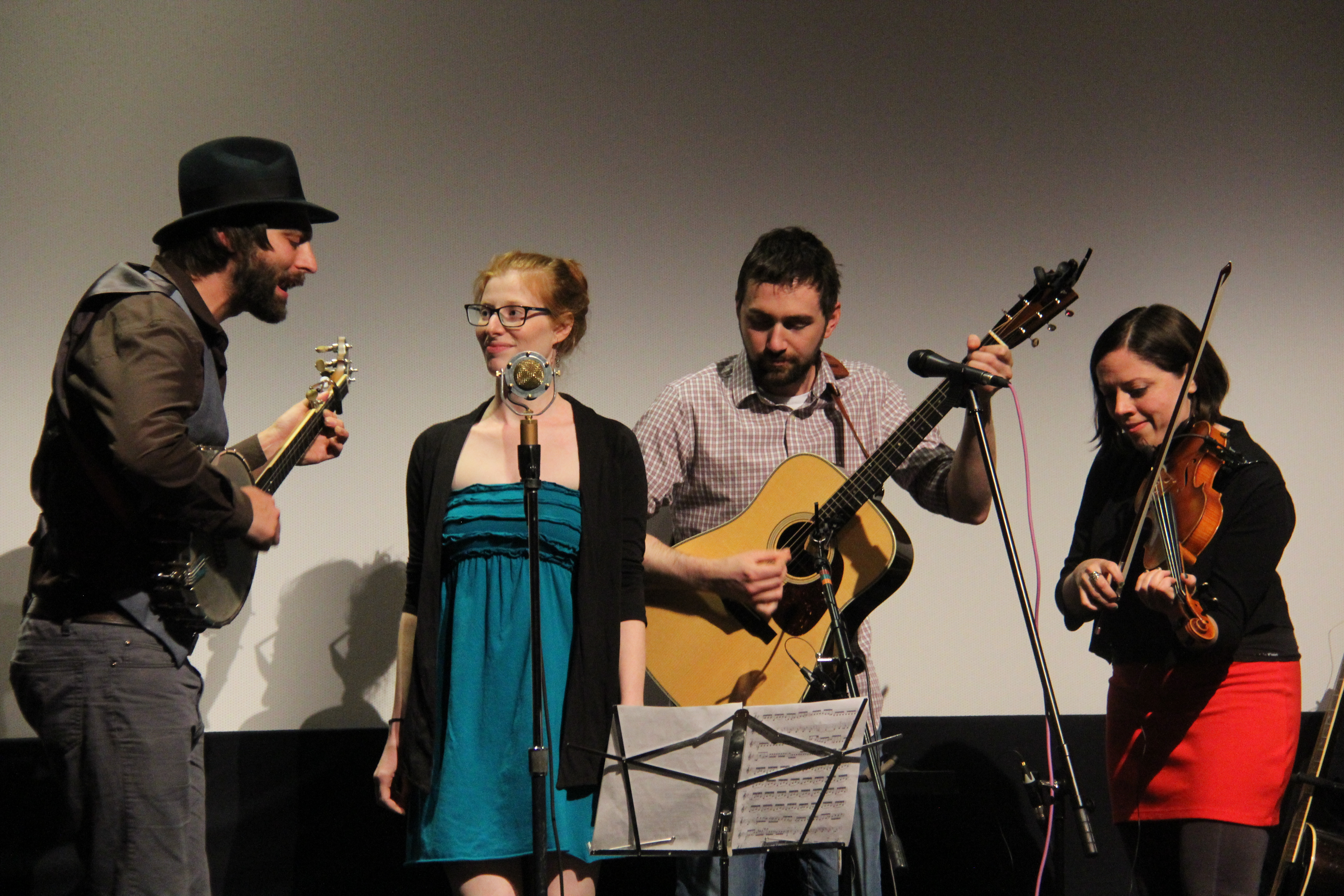 Timberbound presents: The Northwest Folk Songs of Woody Guthrie and other Ramblers