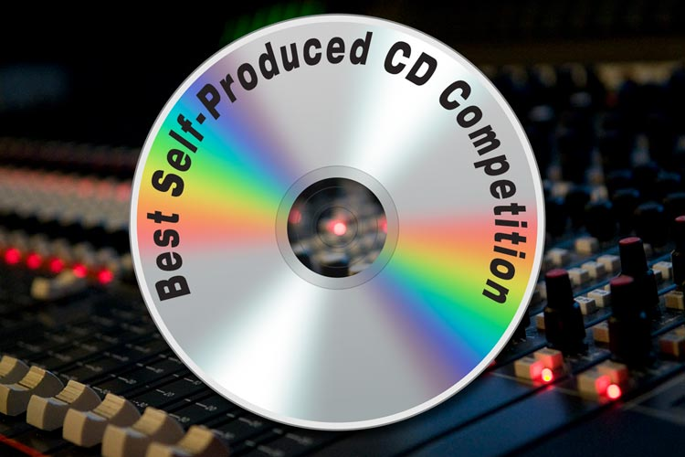 2020 Best Self-Produced CD Competition Entries Now Being Accepted