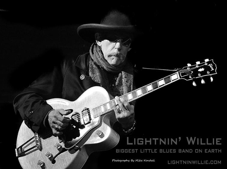 Lightnin' Willie and the Poorboys, Hot Blues From Los Angeles