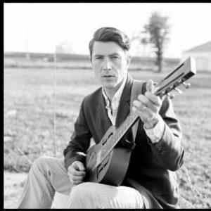 New Orleans Bluesman Luke Winslow-King