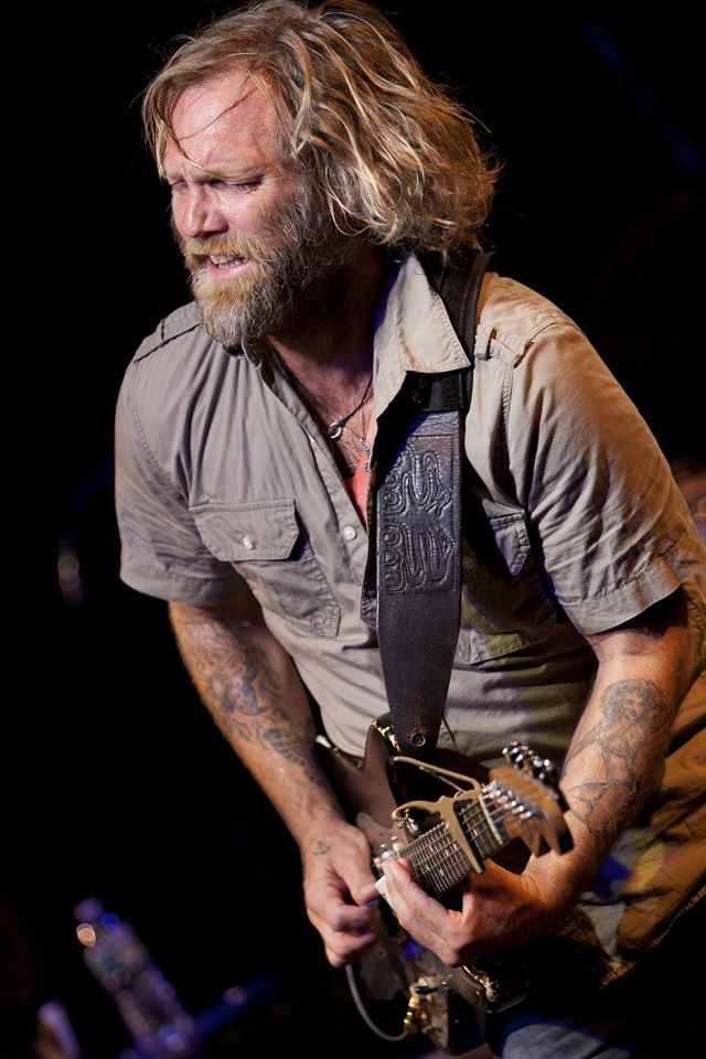 Anders Osborne Oregon Tour