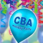 CBA Holiday Party