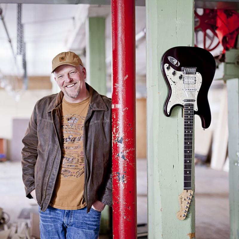 Albert Cummings – Blues Rock Guitar Master, at Alberta Rose Theatre