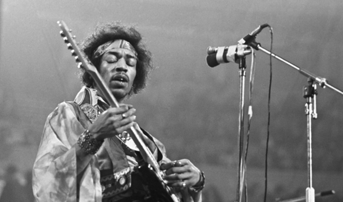Experience Hendrix Returns With Biggest Line-Up Ever!