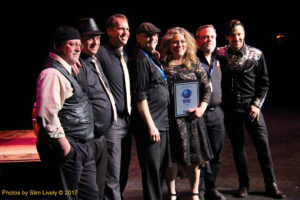 International Blues Challenge - Rae Gordon & The Backseat Drivers