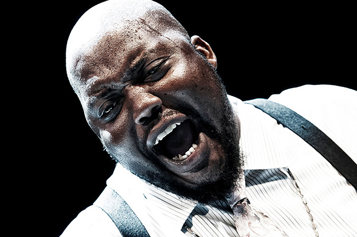 Two Opportunities To Catch Blues Music Award Nominee Sugaray Rayford