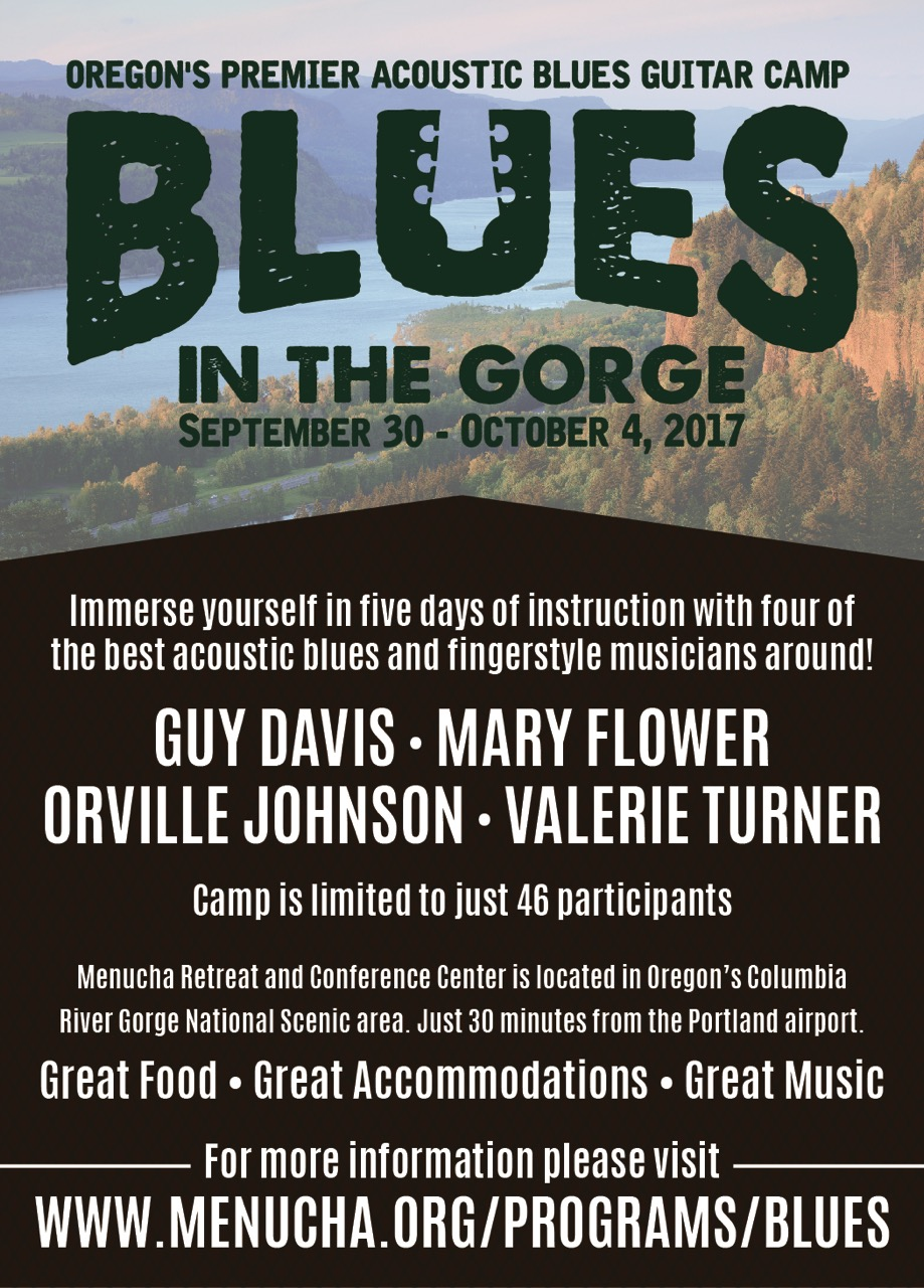2017 Blues in the Gorge