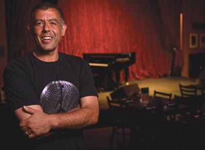 Jimmy Makarounis at Jimmy Mak's