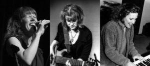 Lisa Mann, Bre Gregg, and Mary Kadderly The Return of Trifecta