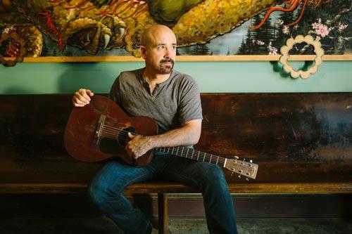 Tony Furtado - photo by Alicia J Rose