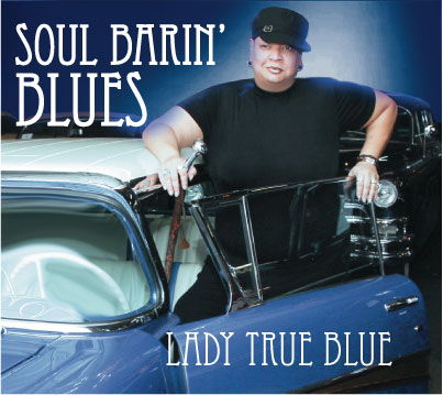 Lady True Blue – Lady Kat