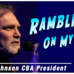 Ramblings On My Mind - February 2019