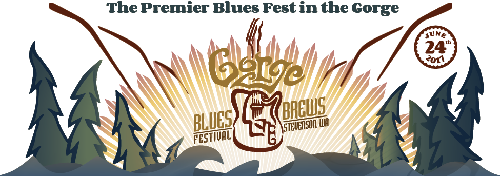 The 23rd Annual Gorge Blues and Brews Festival Returns to the Columbia River Gorge