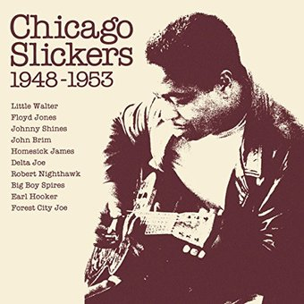 Chicago Slickers – Various Artists