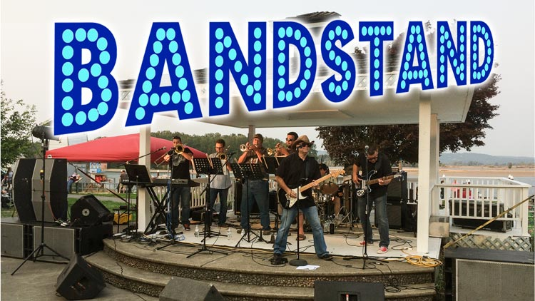 Gastro Mania for November Bandstand