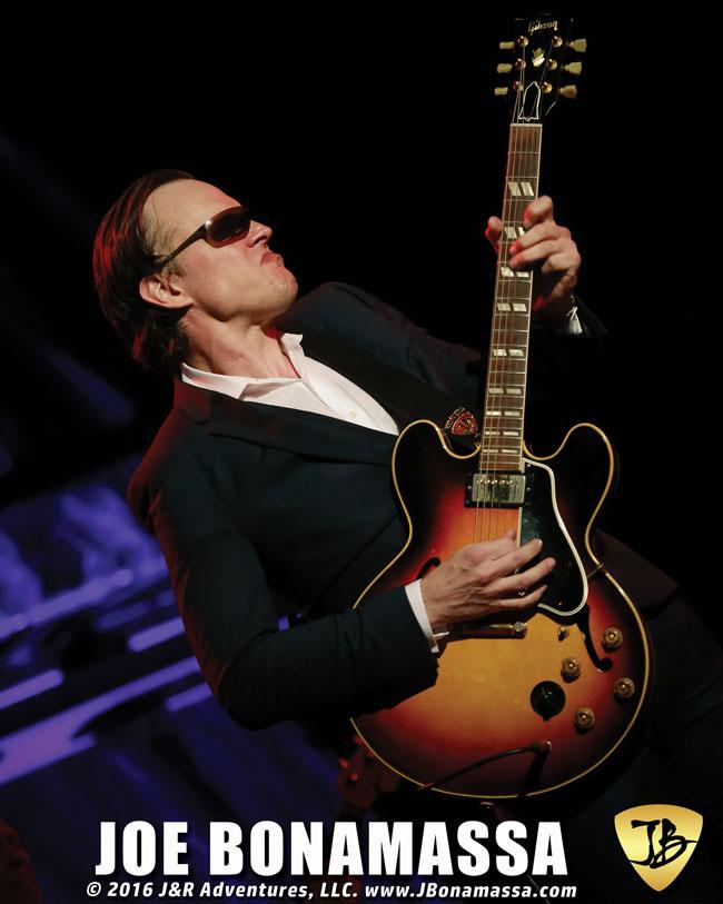 "Joe Bonamassa – ""The Guitar Event of the Year,"" Slates Two Oregon Shows"
