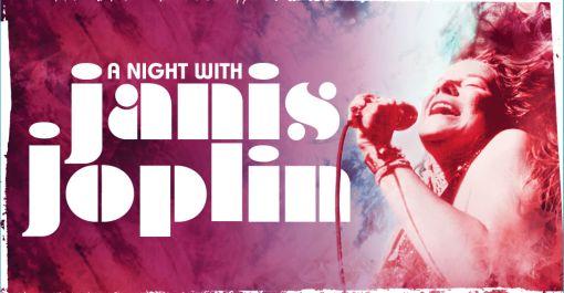 """A Night with Janis Joplin"" slated"