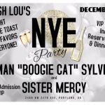 Year's Eve With The Norman Sylvester Band & Sister Mercy