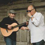 Curtis Salgado and Alan Hager