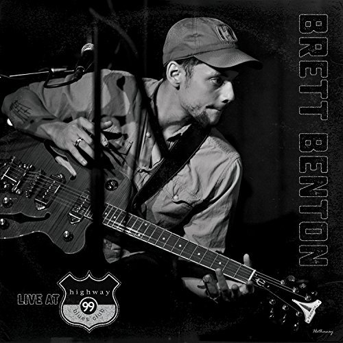 Brett Benton CD cover