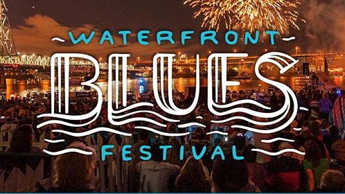 Sunshine Division Joins 31st Annual Waterfront Blues Festival to Fight Local Hunger