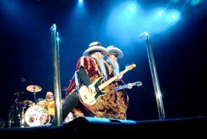 Blues Rockers ZZ Top