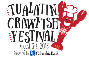 Tualatin Crawfish Festival offers a wide variety!