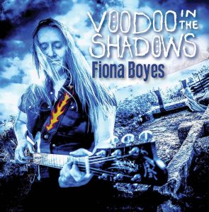 Fiona Boyes - Voodoo In The Shadows