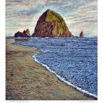 Cannon Beach Stormy Weather Art Festival