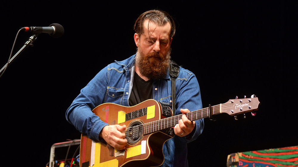 Sean Rowe – Raw and Powerful Blues-Folk from Upstate New York Songwriter